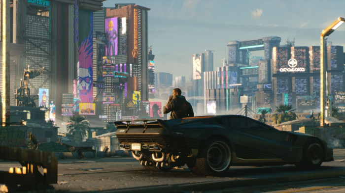 detail Cyberpunk 2077 - PC