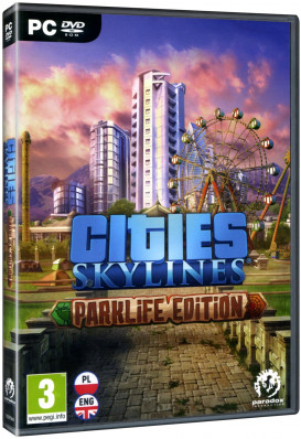 Cities Skylines: Parklife Edition - PC