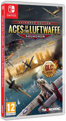 Aces of the Luftwaffe: Squadron Extended Edition - Switch