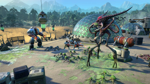 SONY PlayStation 4 - Age of Wonders: Planetfall