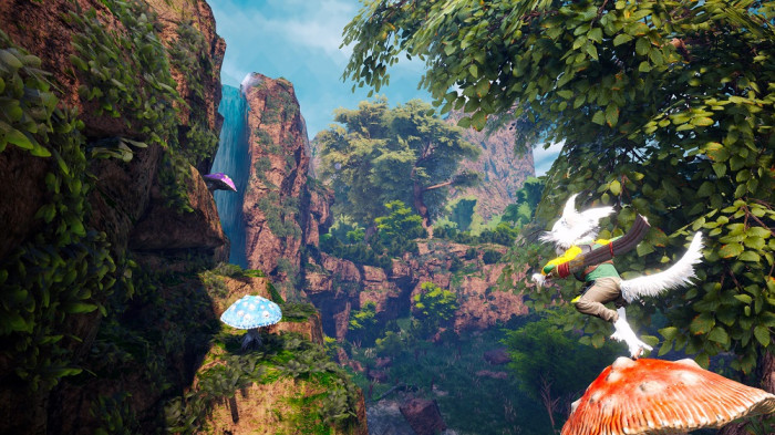 detail Biomutant - Xbox One