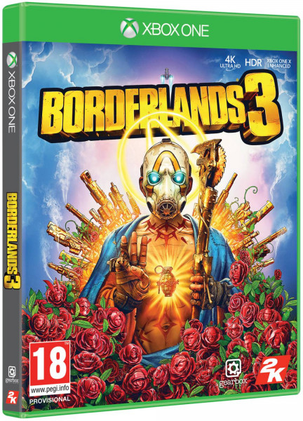 detail Borderlands 3 - Xbox One